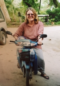 Born to be wild, Ko Samui, Thailand, 2001