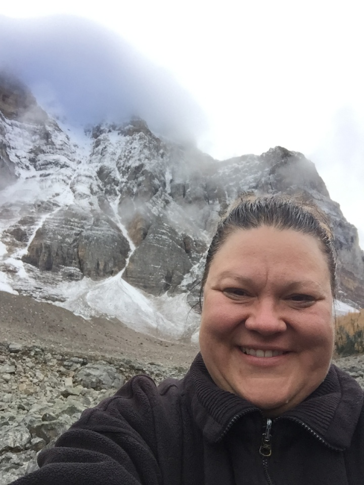 Lake Annette Selfie