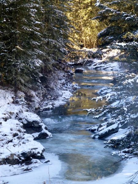 Gorgeous Gorge Creek. Photo courtesy of Rachel